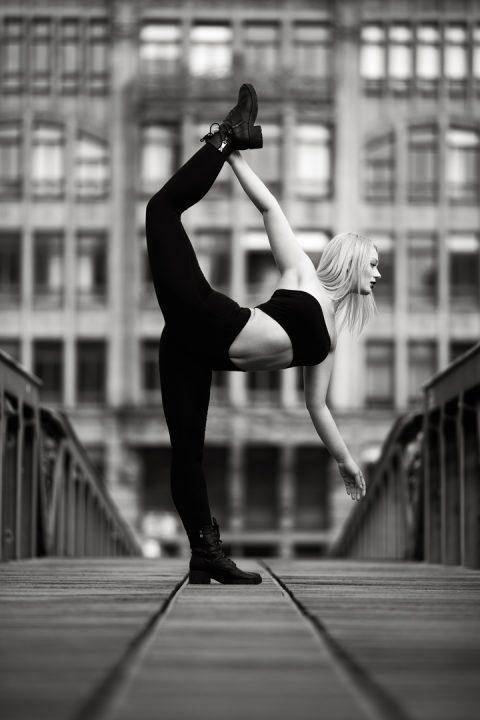 Gym & Dance - Art
