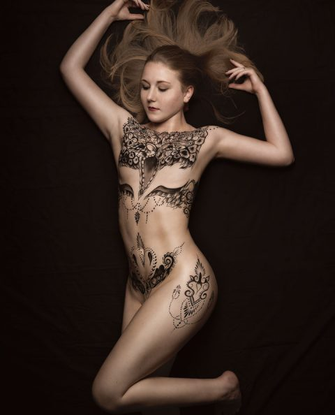 Fine Art Bodypainting